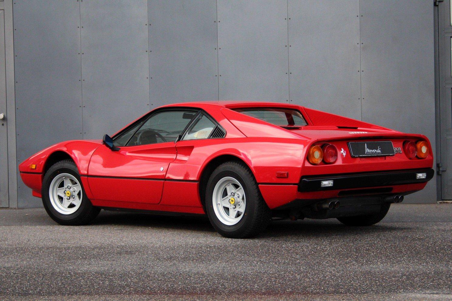 1976 Ferrari 308 GTB Vetroresina LHD (Rosso Chiaro) For Sale (picture 2 of 6)