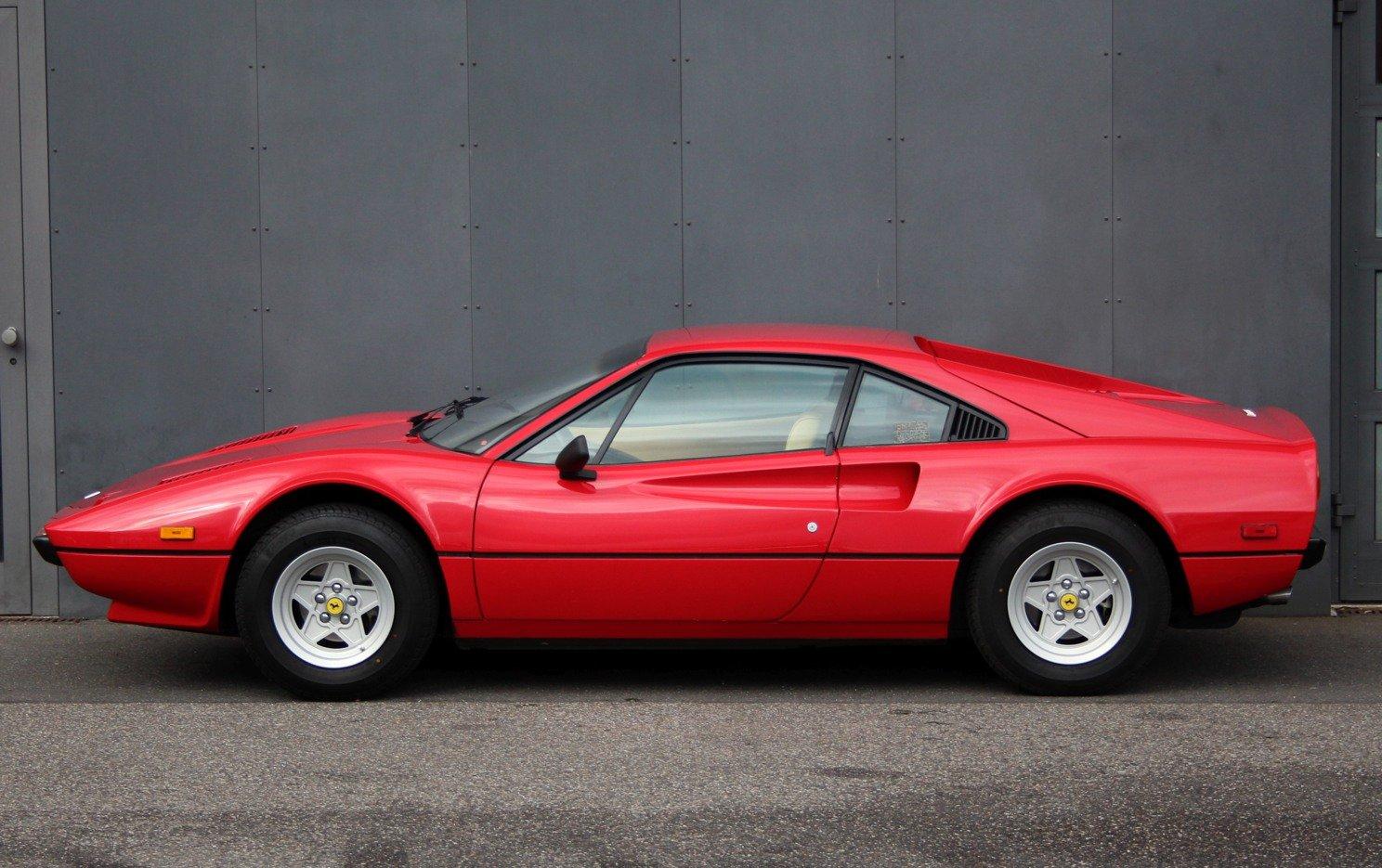 1976 Ferrari 308 GTB Vetroresina LHD (Rosso Chiaro) For Sale (picture 5 of 6)