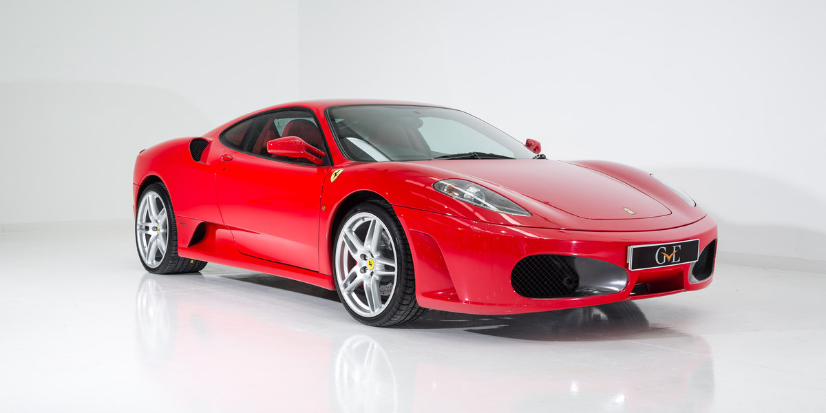 2005 FERRARI F430 COUPE | MANUAL GEARBOX + FFSH For Sale (picture 1 of 6)
