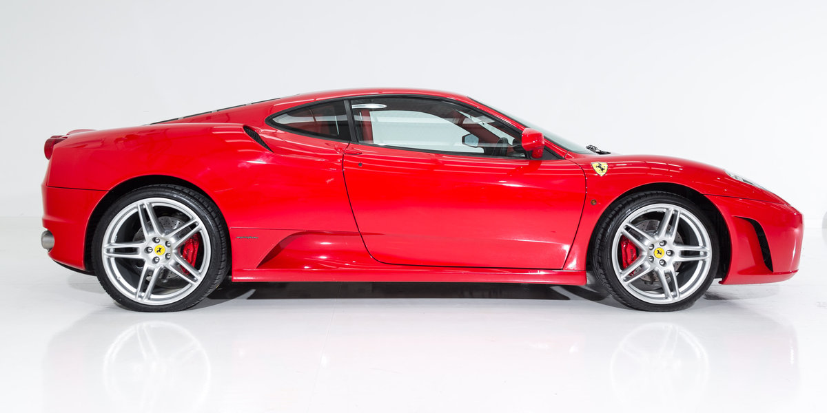 FERRARI F430 COUPE 2005/05 | MANUAL GEARBOX + FFSH For Sale (picture 2 of 6)