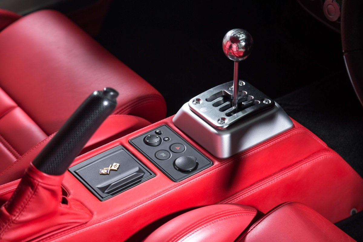 FERRARI F430 COUPE 2005/05 | MANUAL GEARBOX + FFSH For Sale (picture 5 of 6)
