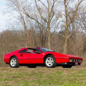 1988 Ferrari 328 GTS FI = Targa Red(~)Black 30k miles $73.9k