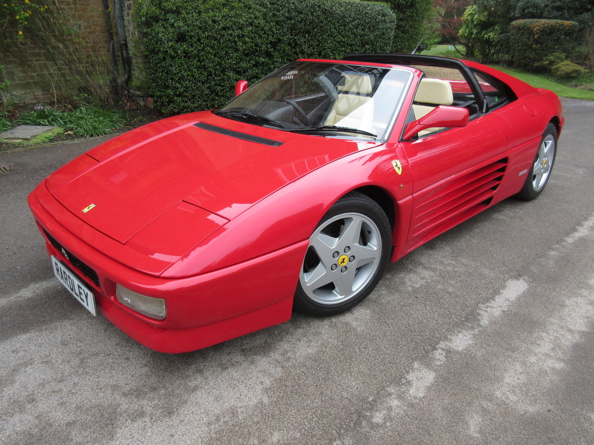 1990 SOLD-ANOTHER REQFerrari 348 TS For Sale (picture 1 of 6)