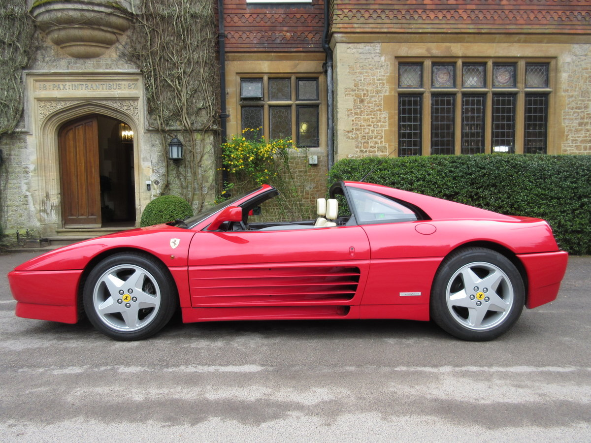 1990 SOLD-ANOTHER REQFerrari 348 TS For Sale (picture 2 of 6)