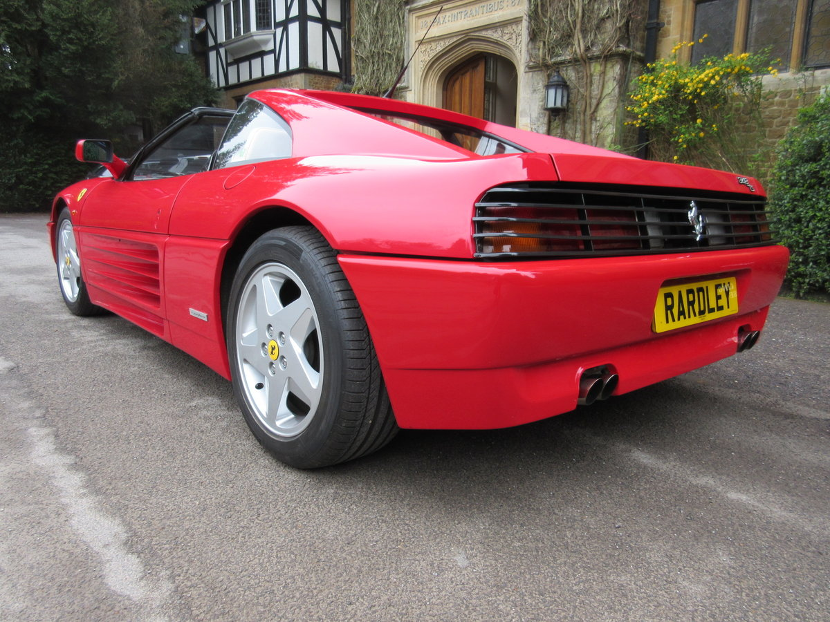 1990 SOLD-ANOTHER REQFerrari 348 TS For Sale (picture 3 of 6)