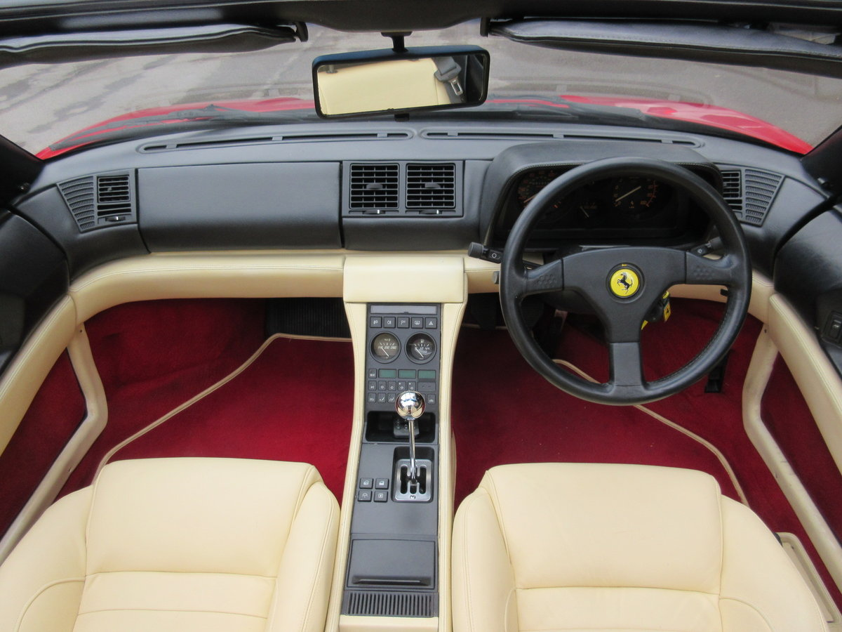1990 SOLD-ANOTHER REQFerrari 348 TS For Sale (picture 4 of 6)