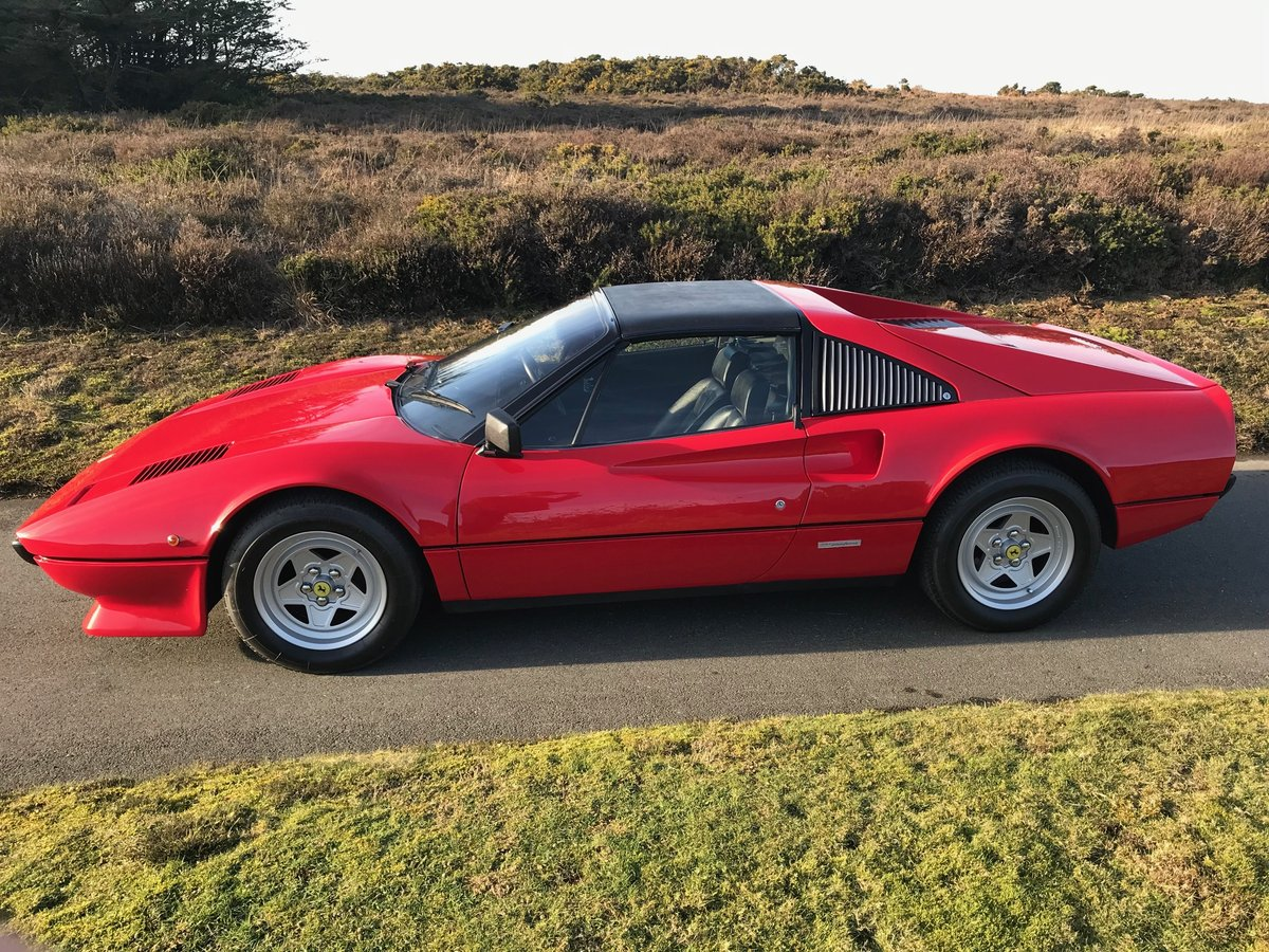 1982 Ferrari 308GTSi RHD full history 69K miles from new SOLD (picture 2 of 6)