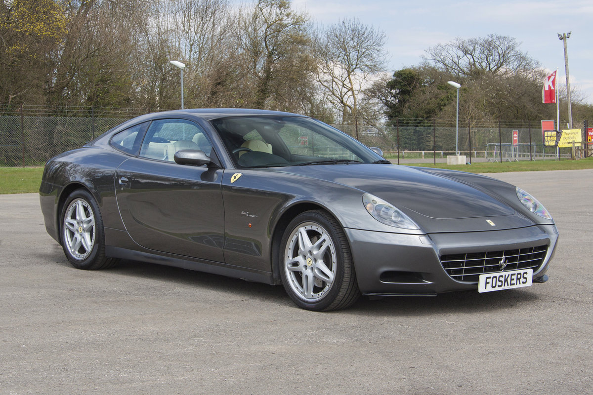 1995 Ferrari 612 Scaglietti For Sale (picture 1 of 6)