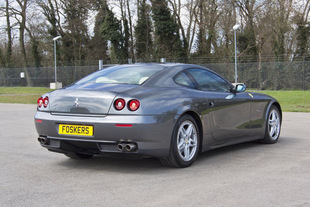 1995 Ferrari 612 Scaglietti For Sale (picture 2 of 6)
