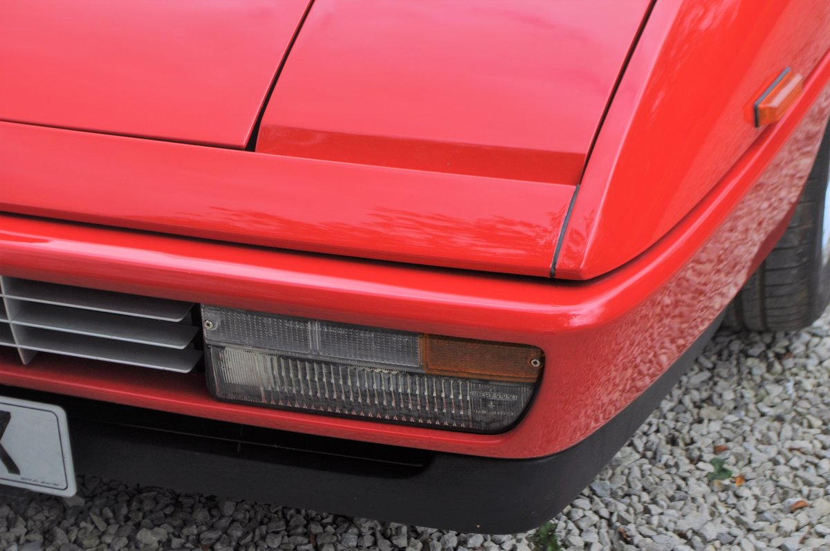 1990 Ferrari Mondial 3.4 T- 21,000 miles from new For Sale (picture 8 of 8)