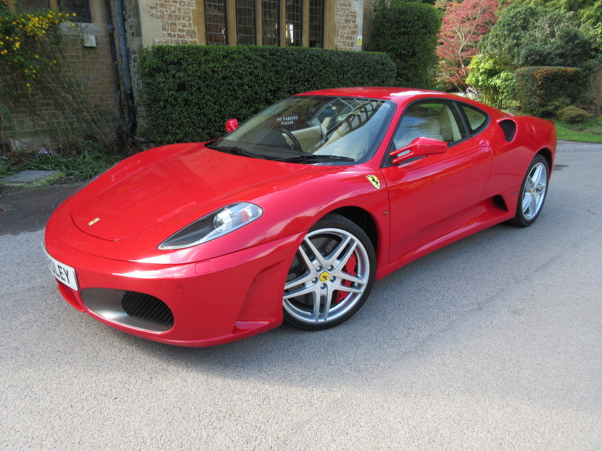 SOLD-ANOTHER REQUIRED Ferrari 430 F1 coupe For Sale (picture 1 of 6)