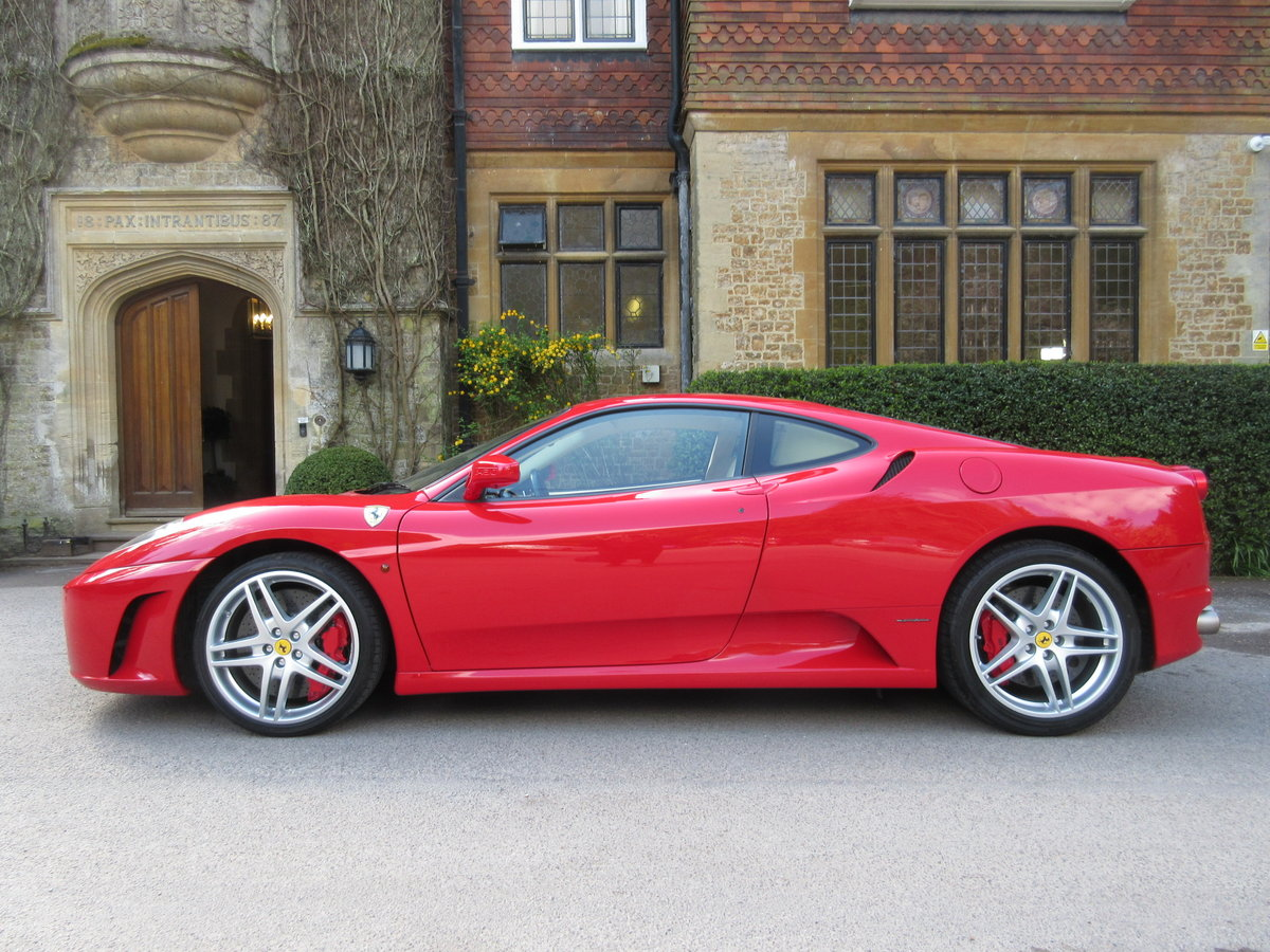 SOLD-ANOTHER REQUIRED Ferrari 430 F1 coupe For Sale (picture 2 of 6)