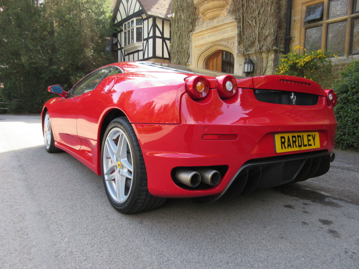 SOLD-ANOTHER REQUIRED Ferrari 430 F1 coupe For Sale (picture 3 of 6)