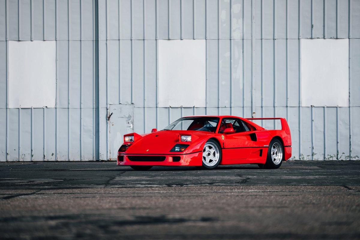 1989 Ferrari F40 | Non Cat, Non Adjust For Sale (picture 1 of 6)