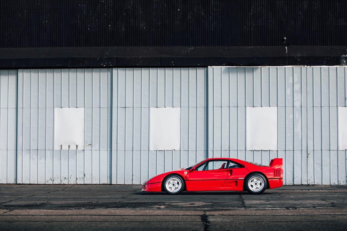 1989 Ferrari F40 | Non Cat, Non Adjust For Sale (picture 2 of 6)