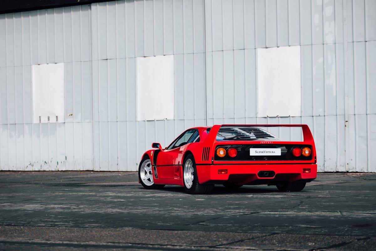 1989 Ferrari F40 | Non Cat, Non Adjust For Sale (picture 3 of 6)