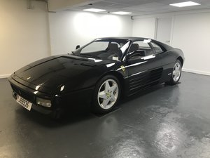 1993 Very rare Ferrari 348 GTS Left Hand Drive For Sale