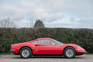 1973  Ferrari 246 GT Dino RHD For Sale
