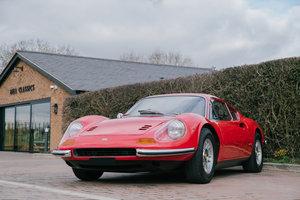 1973  Ferrari 246 GT Dino RHD For Sale