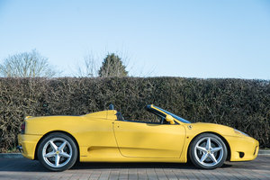 2002 Ferrari 360 Spider  For Sale