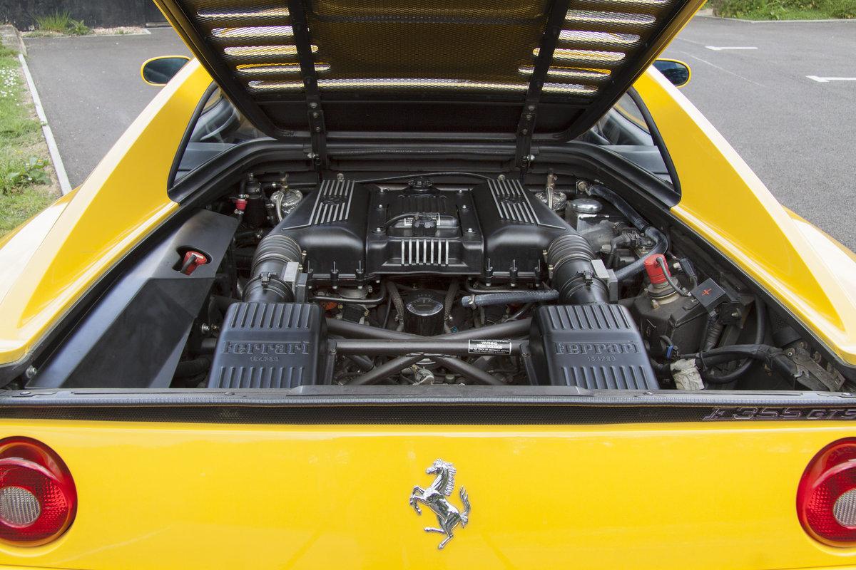1995 Ferrari F355 GTS Manual For Sale (picture 6 of 6)
