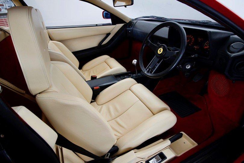 Ferrari Testarossa - 1991 - RHD - Rosso/Crema - Tubi Exhaust For Sale (picture 6 of 6)