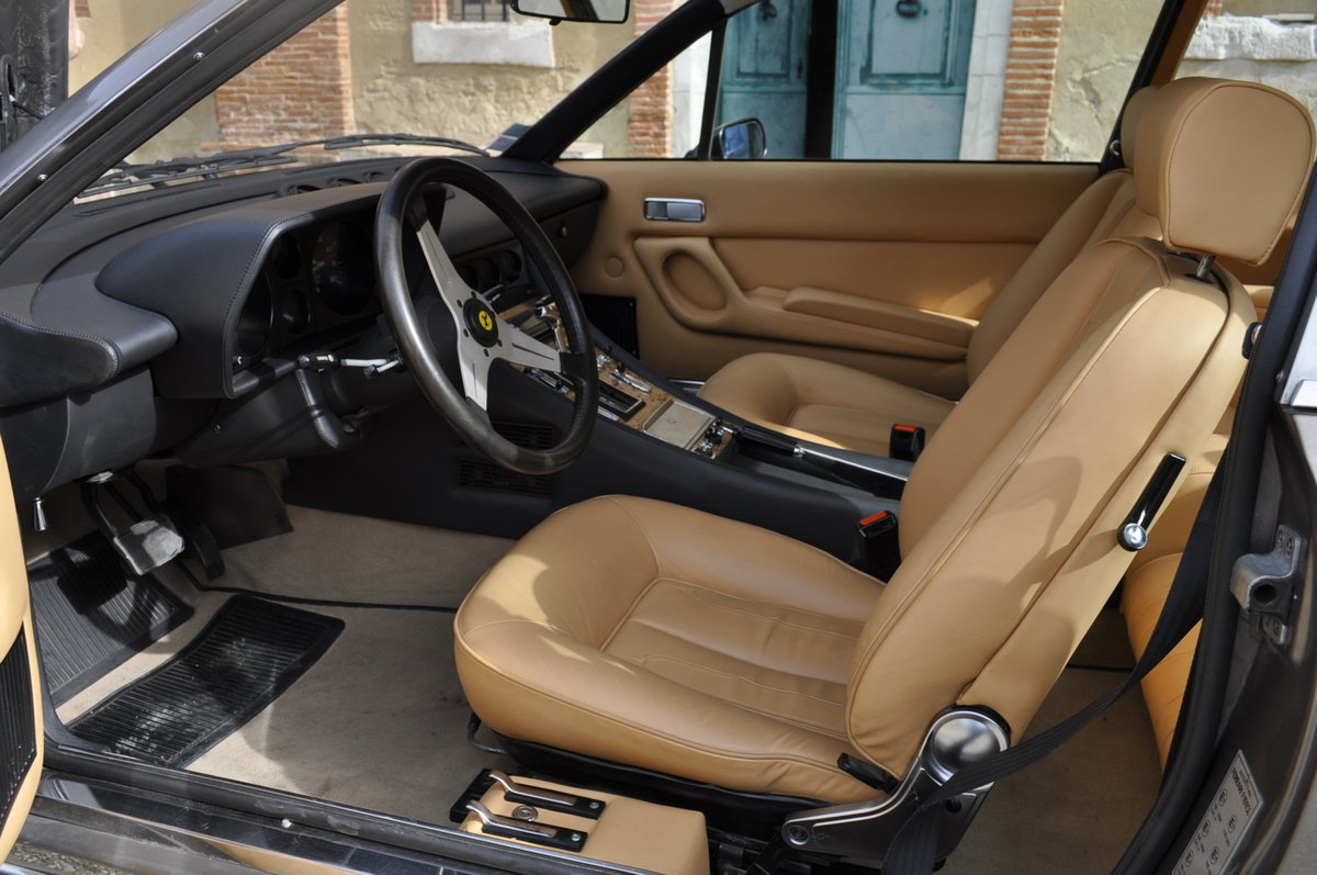 FERRARI 400I - 1983 For Sale by Auction (picture 3 of 6)