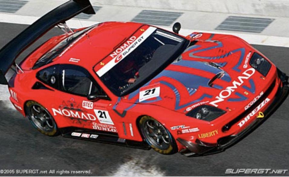 2002 Prodrive Ferrari 550 GTS / LM GTC Project For Sale | Car And