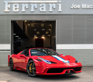 2015 FERRARI 458 SPECIALE APERTA RHD For Sale
