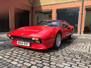 1986 308 QV 1 of 233 RHD excellent condition For Sale