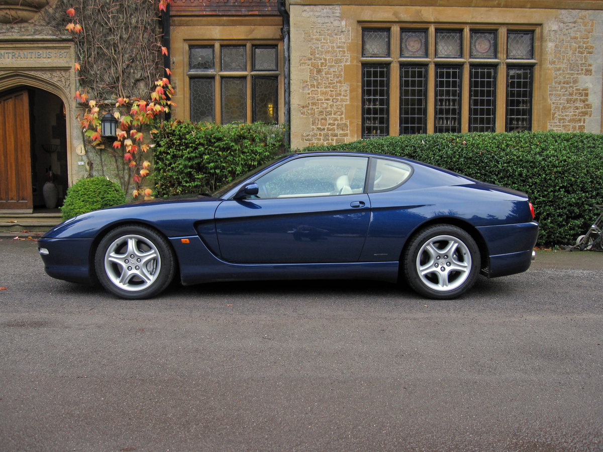 1999 Ferrari 456 M GTAutomatic with just 19,000 miles For Sale (picture 2 of 6)