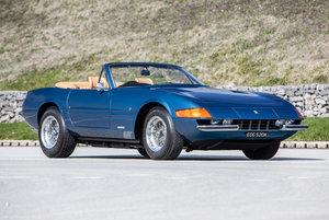 1972 Ferrari 365 GTB/4 Daytona Spyder Conversion For Sale by Auction