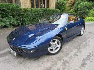 1998 Ferrari 456 M GTAutomatic-just 3,000 miles!!! For Sale