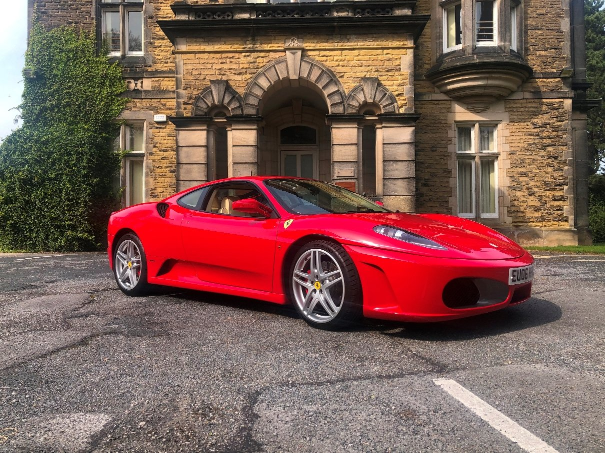 2006 Ferrari F430 manual RHD 14kmiles in immaculate condition SOLD (picture 1 of 6)