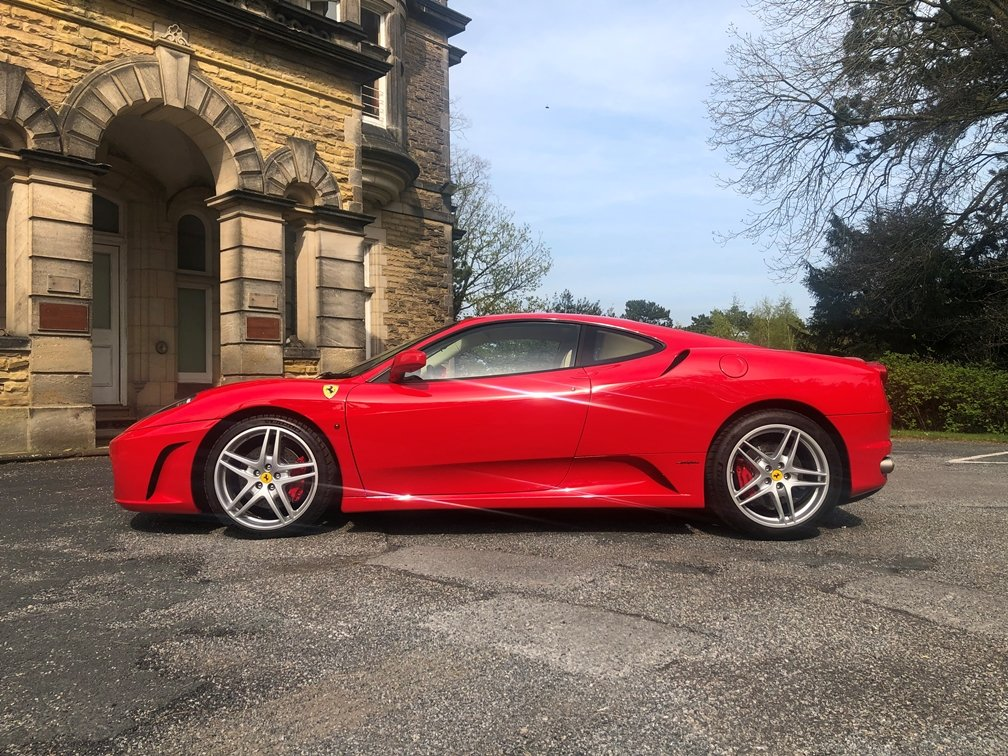 2006 Ferrari F430 manual RHD 14kmiles in immaculate condition SOLD (picture 4 of 6)