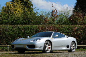 2000 Ferrari 360 Modena (Manual) For Sale by Auction