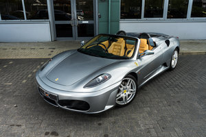 Ferrari F430 F1 Spider 2005/55 For Sale
