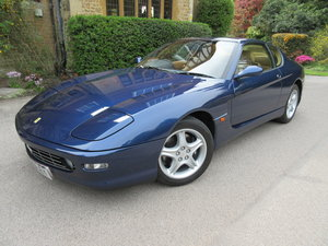 1998  Ferrari 456 M GTAutomatic -3,000 miles For Sale