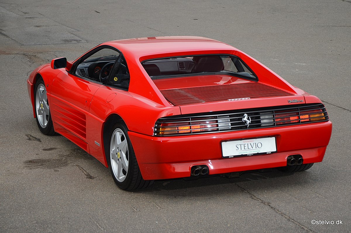 1993 Ferrari 348 GTB Immaculate For Sale (picture 2 of 6)