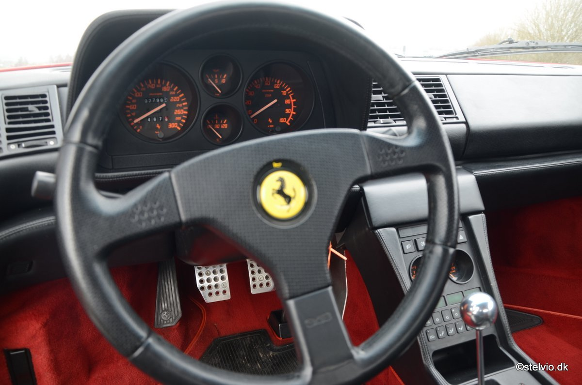 1993 Ferrari 348 GTB Immaculate For Sale (picture 5 of 6)