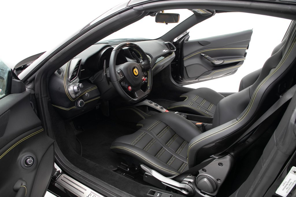 2018 Ferrari 488 Spider F1 = All Black low 1.1k miles $2.9k For Sale (picture 3 of 6)
