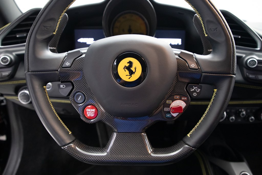 2018 Ferrari 488 Spider F1 = All Black low 1.1k miles $2.9k For Sale (picture 4 of 6)