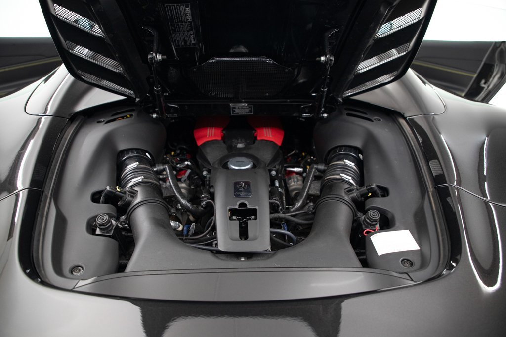 2018 Ferrari 488 Spider F1 = All Black low 1.1k miles $2.9k For Sale (picture 6 of 6)