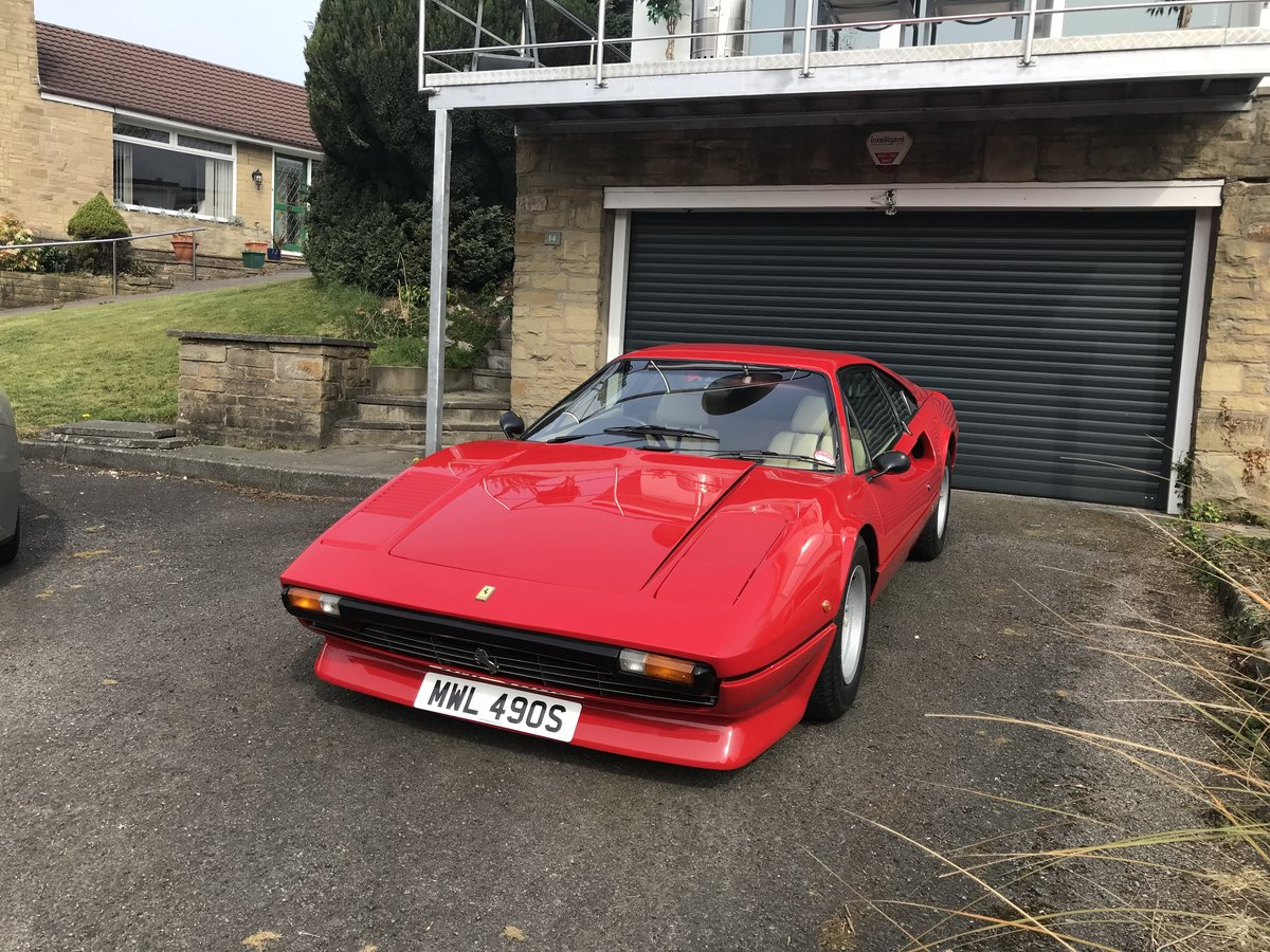 early ferrari 308gtb oct 1977 For Sale (picture 3 of 6)