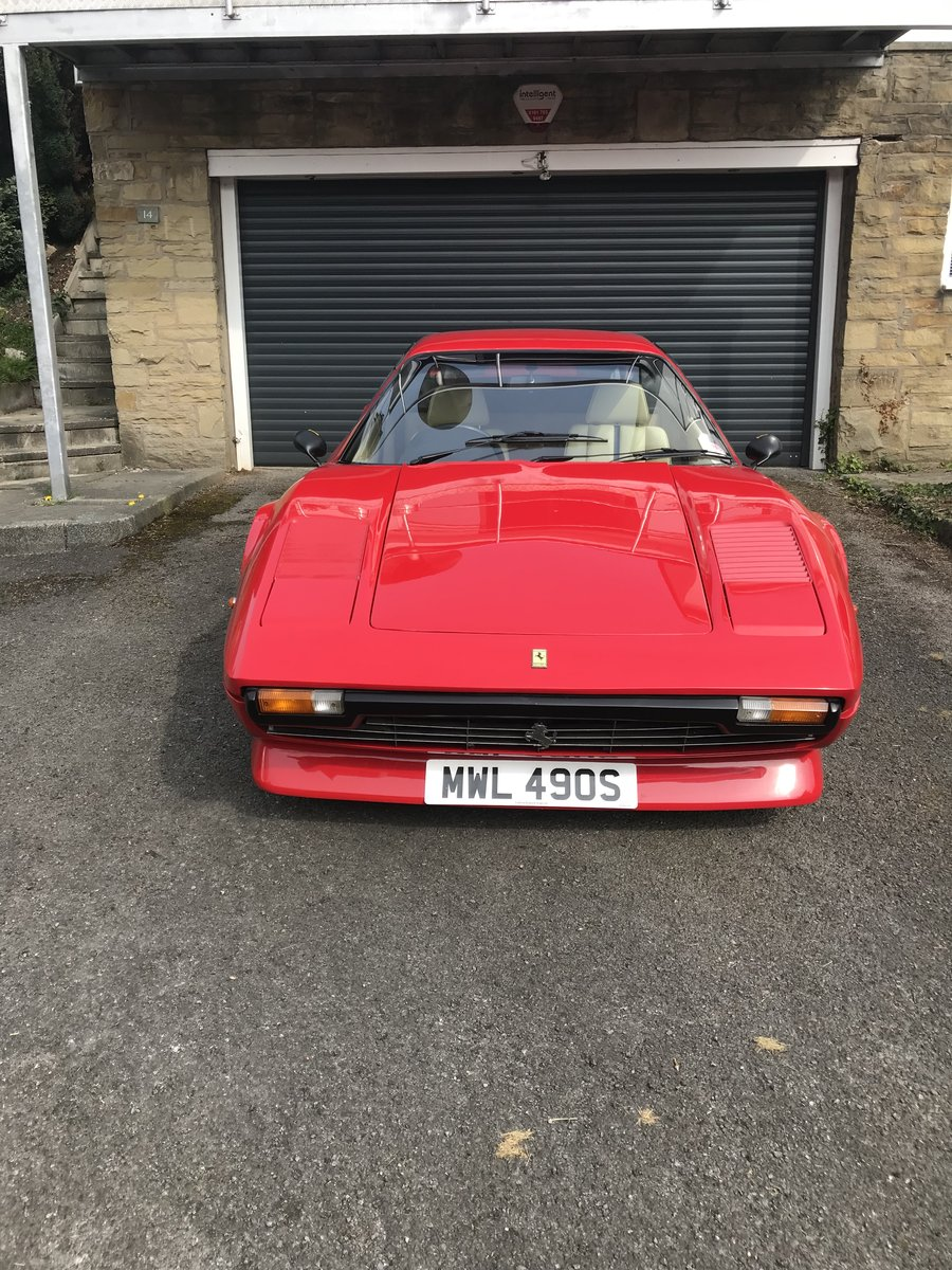 early ferrari 308gtb oct 1977 For Sale (picture 4 of 6)