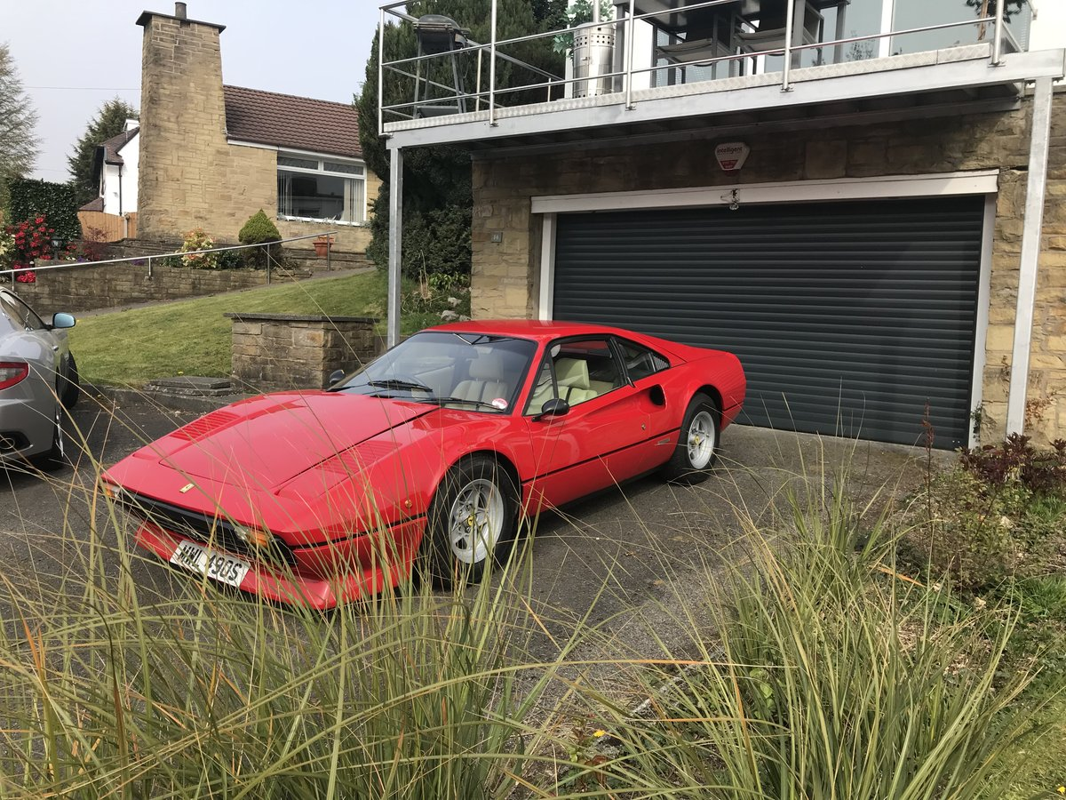 early ferrari 308gtb oct 1977 For Sale (picture 5 of 6)