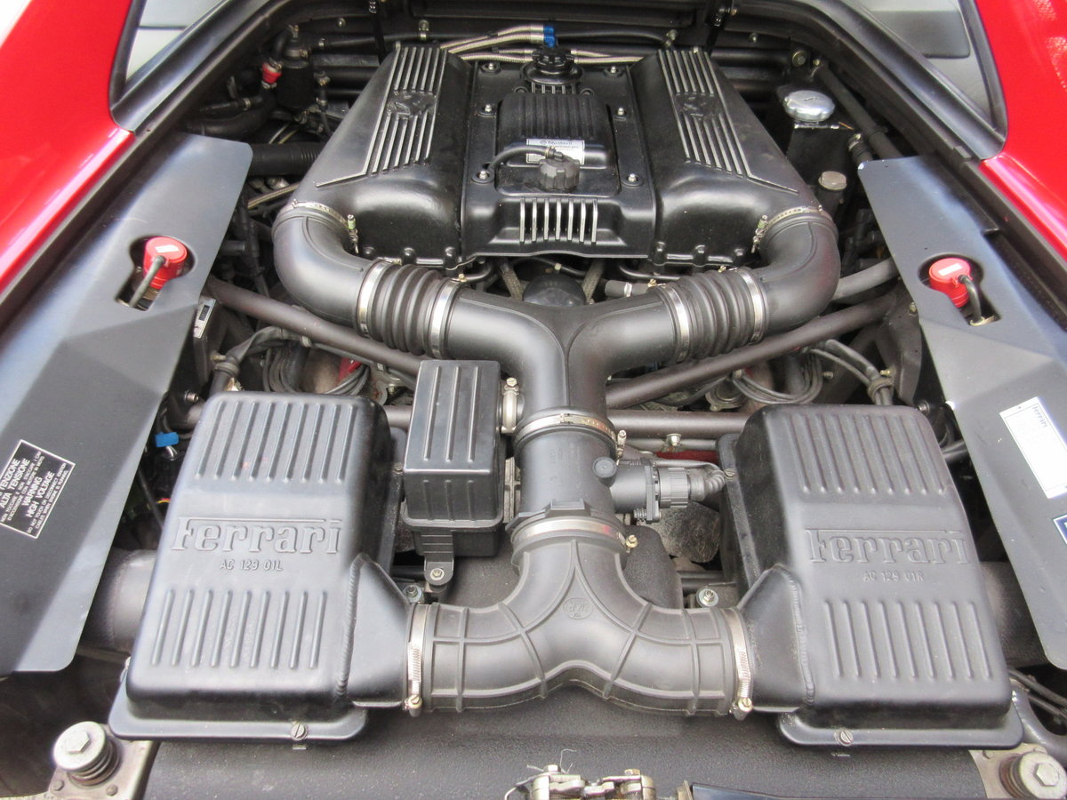 1997 SOLD-ANOTHER REQUIRED Ferrari 355 GTS manual For Sale (picture 5 of 6)