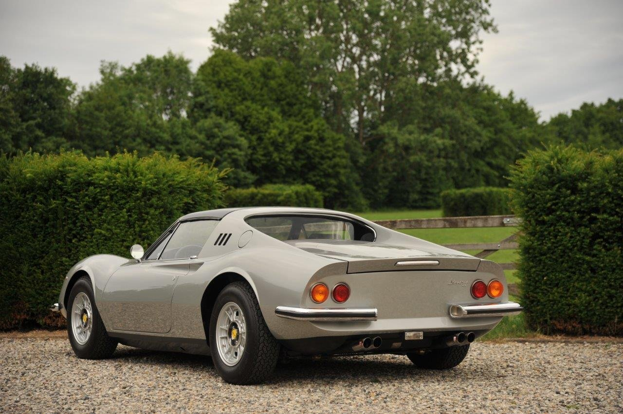 Ferrari Dino 246 GTS (1974) P.O.R. For Sale (picture 3 of 6)
