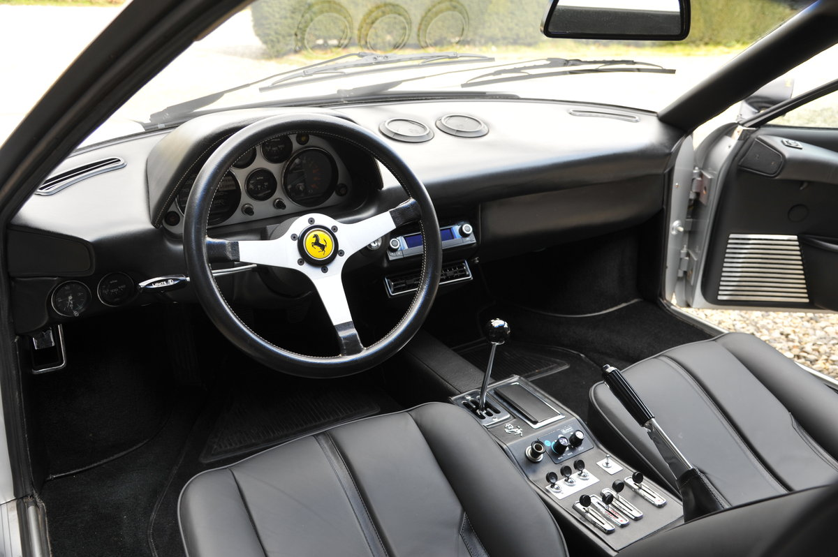 Ferrari 308 GTB Fiberglass (1976) P.O.R. For Sale (picture 4 of 6)