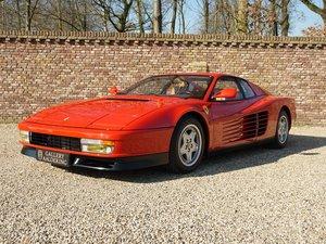1991 Ferrari Testarossa only 46.761 km For Sale